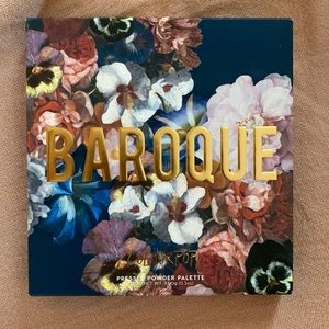 Colourpop Baroque shadow palette